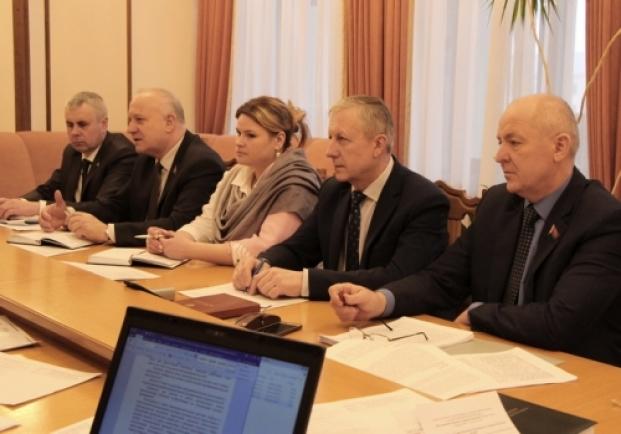 Заседание рабочей группы Постоянной комиссии по жилищной политике и строительству по обсуждению законопроекта